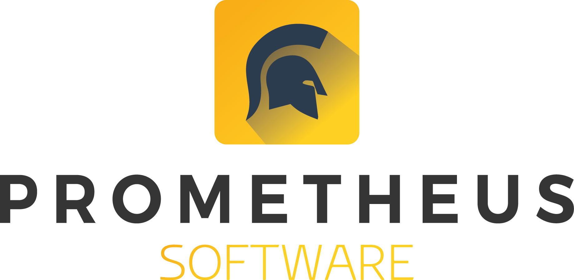 Prometheus Software vertical logo